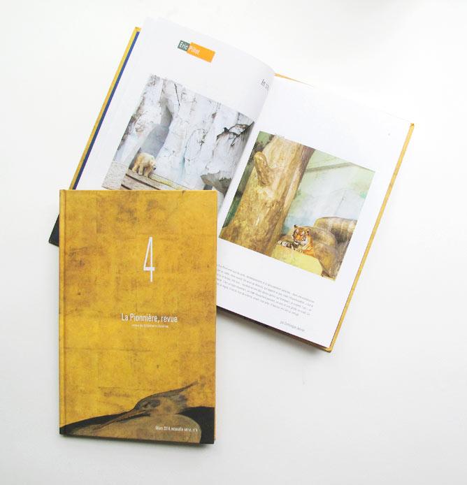 La Pionnière, Revue n°4