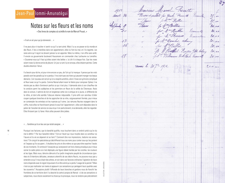 La Pionnière Revue N°6 - Proust