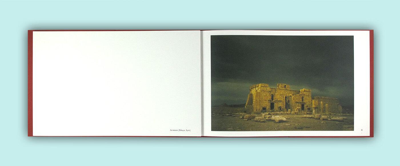 """Dolores Marat """" Palmyre et autres Orients """"-ouvert-1"""