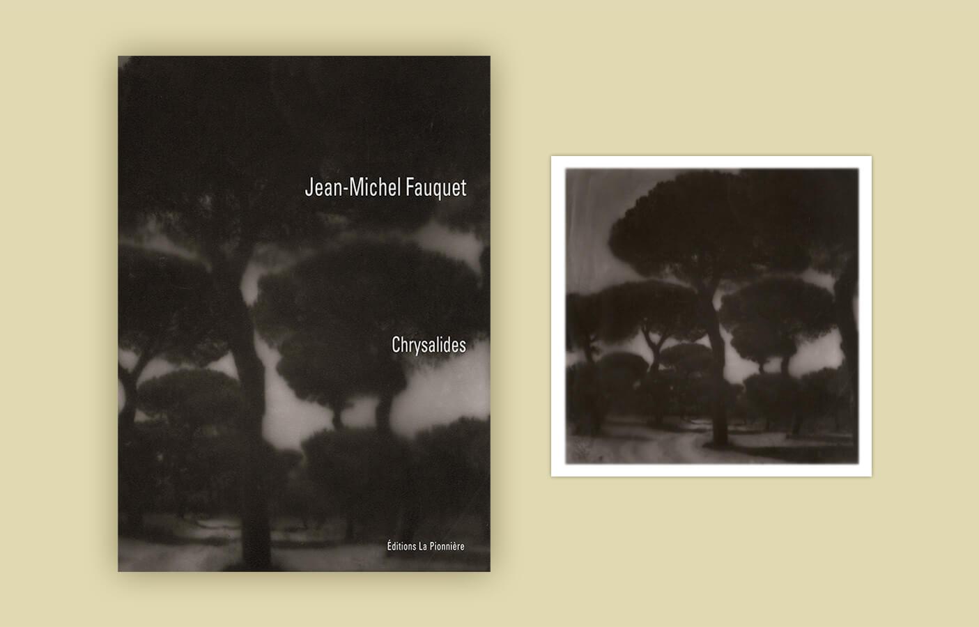 Chrysalides - Jean-Micel Fauquet - Tirage de tête- Editions la Pionnière