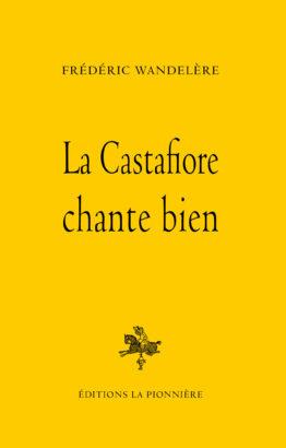 « La Castafiore chante bien » de Frédéric Wandelère