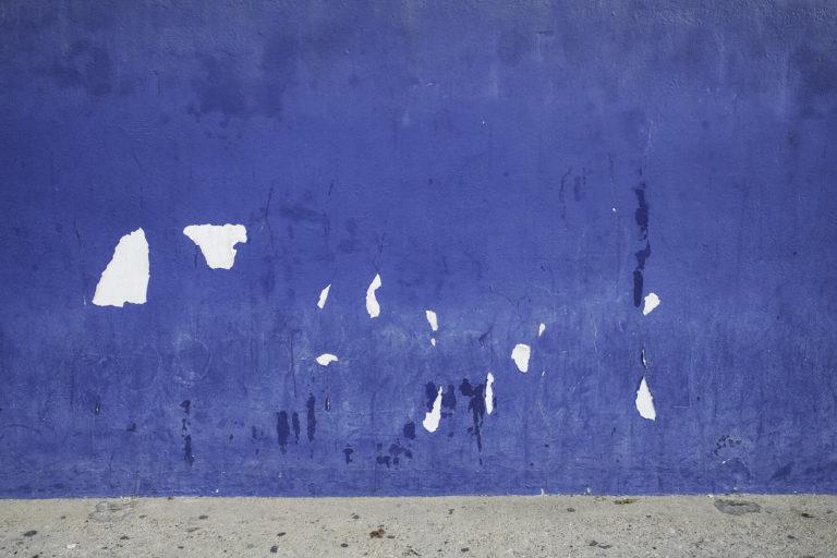 """Photographie """"B"""" de Eric Pillot, tirage de tête """"Parois"""""""
