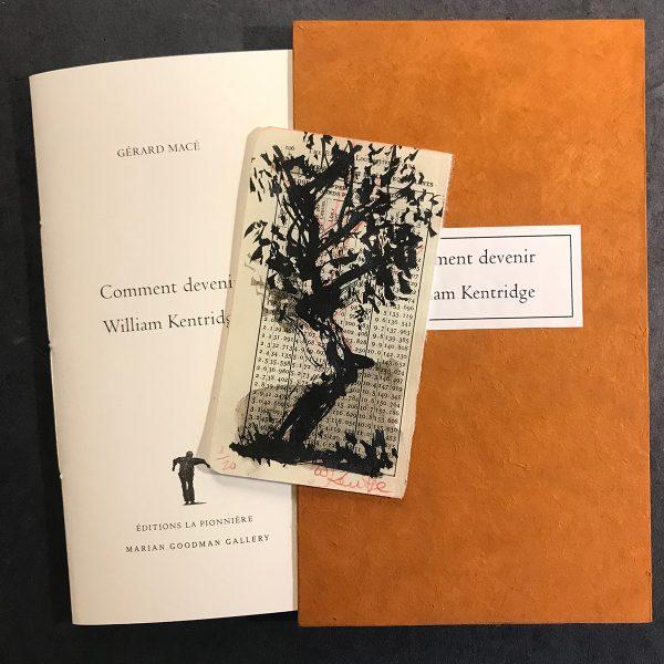 Comment devenir William Kentridge de Gerard Mace coffret