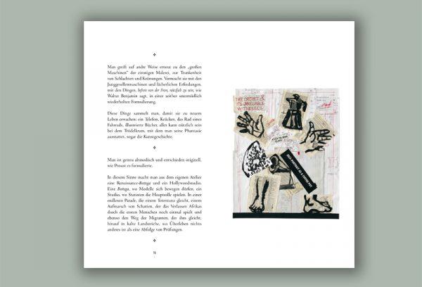Gérard Macé : Wie wird man William Kentridge