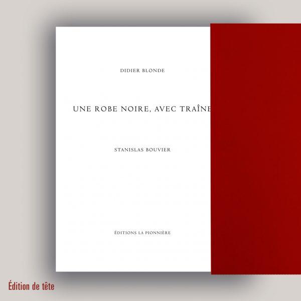 Didier Blonde Stanislas Bouvier