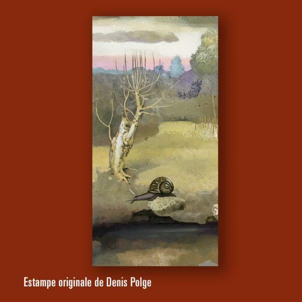 Estampe de Denis Polge